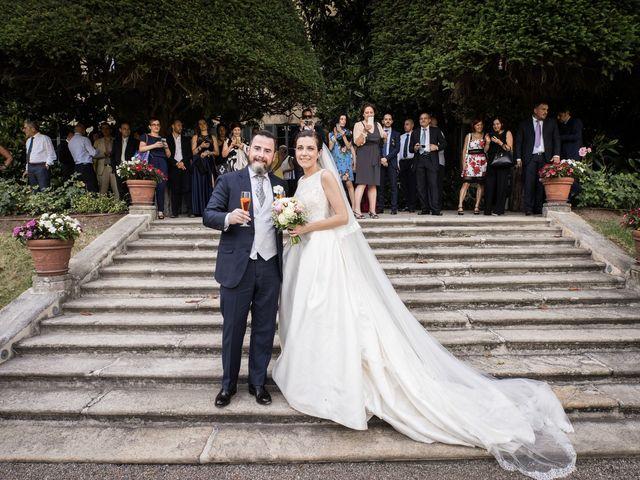 Il matrimonio di Pierdomenico e Silvia a Trezzano sul Naviglio, Milano 17