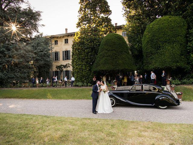 Il matrimonio di Pierdomenico e Silvia a Trezzano sul Naviglio, Milano 18