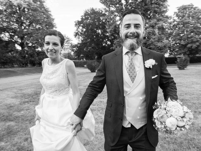 Il matrimonio di Pierdomenico e Silvia a Trezzano sul Naviglio, Milano 24