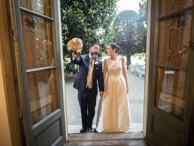 Il matrimonio di Pierdomenico e Silvia a Trezzano sul Naviglio, Milano 25
