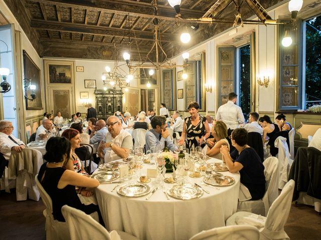 Il matrimonio di Pierdomenico e Silvia a Trezzano sul Naviglio, Milano 27