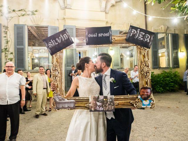 Il matrimonio di Pierdomenico e Silvia a Trezzano sul Naviglio, Milano 31