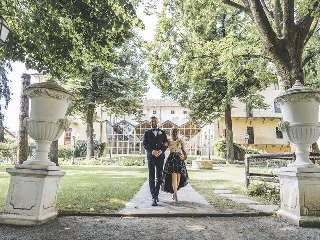 Il matrimonio di Federico e Arianna a Villanova Solaro, Cuneo 40