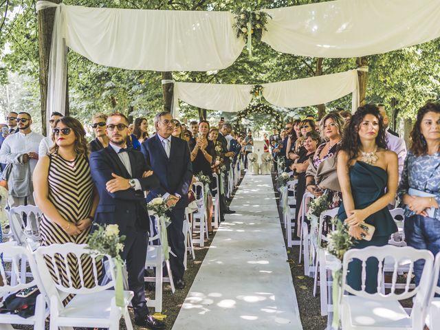 Il matrimonio di Federico e Arianna a Villanova Solaro, Cuneo 41