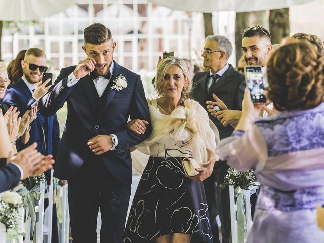 Il matrimonio di Federico e Arianna a Villanova Solaro, Cuneo 42