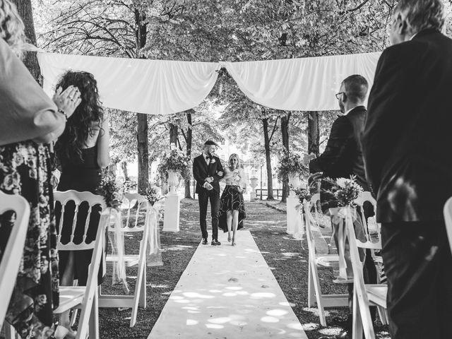 Il matrimonio di Federico e Arianna a Villanova Solaro, Cuneo 43