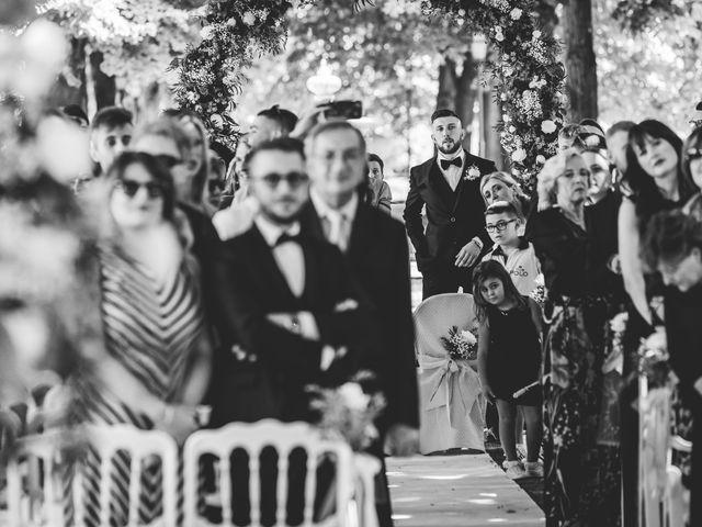 Il matrimonio di Federico e Arianna a Villanova Solaro, Cuneo 44