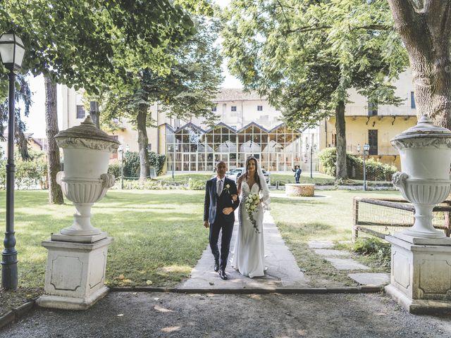 Il matrimonio di Federico e Arianna a Villanova Solaro, Cuneo 45