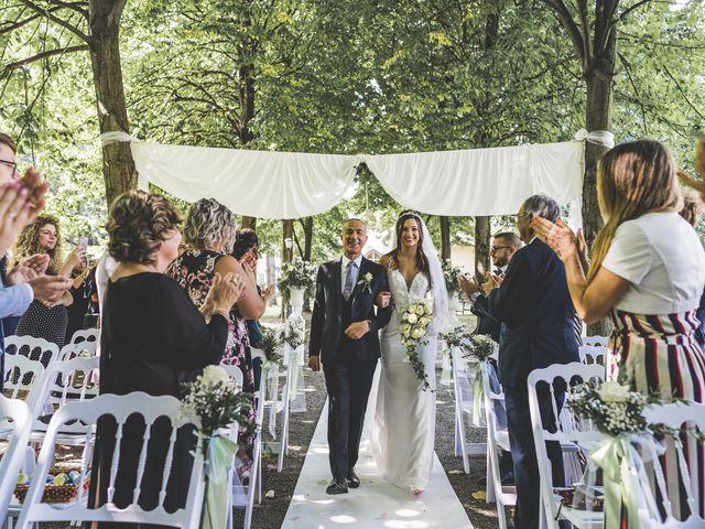 Il matrimonio di Federico e Arianna a Villanova Solaro, Cuneo 47