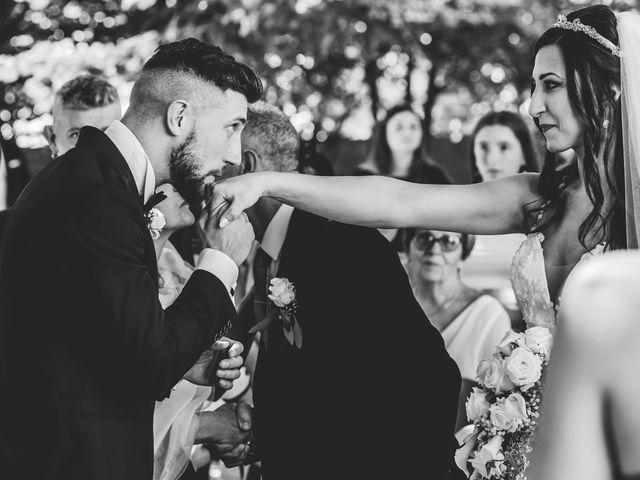 Il matrimonio di Federico e Arianna a Villanova Solaro, Cuneo 48