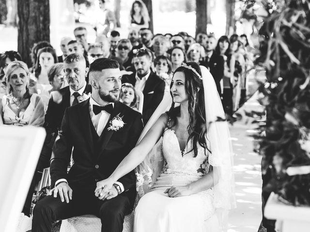 Il matrimonio di Federico e Arianna a Villanova Solaro, Cuneo 50