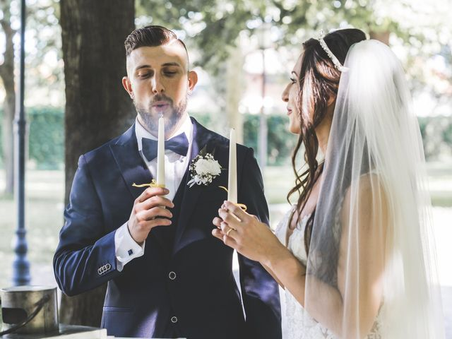 Il matrimonio di Federico e Arianna a Villanova Solaro, Cuneo 54