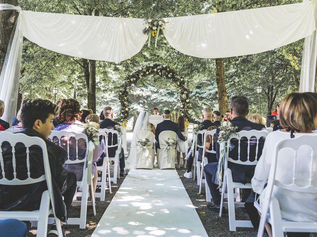 Il matrimonio di Federico e Arianna a Villanova Solaro, Cuneo 56