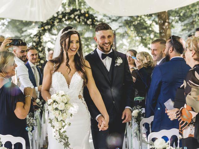 Il matrimonio di Federico e Arianna a Villanova Solaro, Cuneo 57
