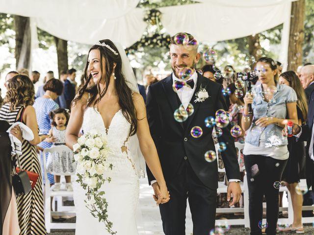 Il matrimonio di Federico e Arianna a Villanova Solaro, Cuneo 59