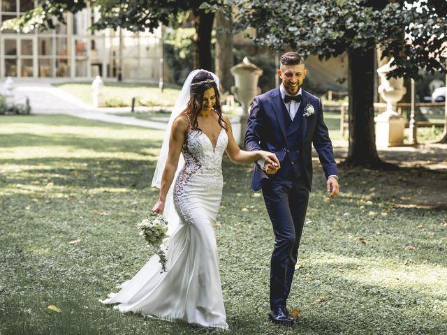 Il matrimonio di Federico e Arianna a Villanova Solaro, Cuneo 1