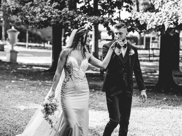 Il matrimonio di Federico e Arianna a Villanova Solaro, Cuneo 63