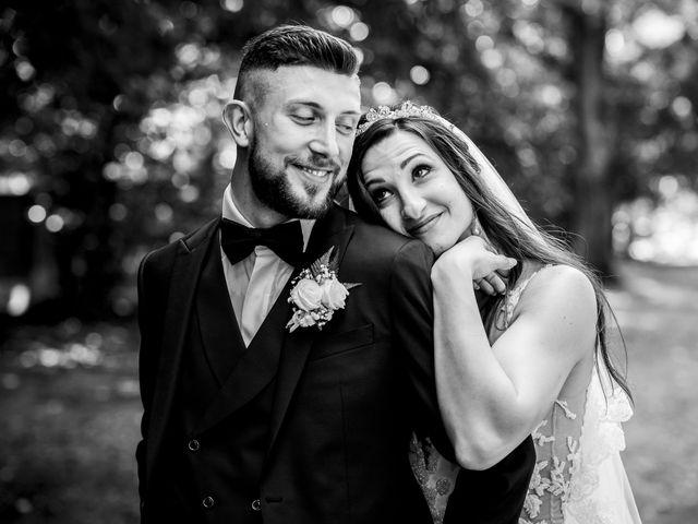 Il matrimonio di Federico e Arianna a Villanova Solaro, Cuneo 64
