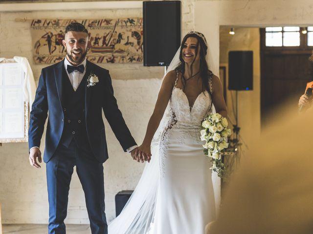 Il matrimonio di Federico e Arianna a Villanova Solaro, Cuneo 68