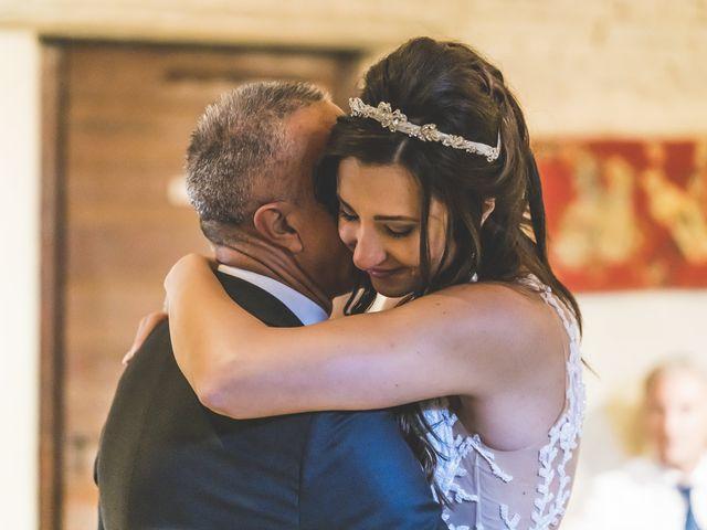 Il matrimonio di Federico e Arianna a Villanova Solaro, Cuneo 73