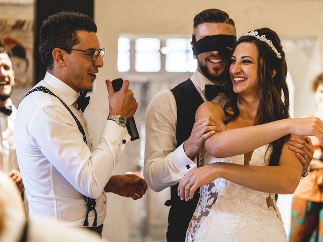 Il matrimonio di Federico e Arianna a Villanova Solaro, Cuneo 79
