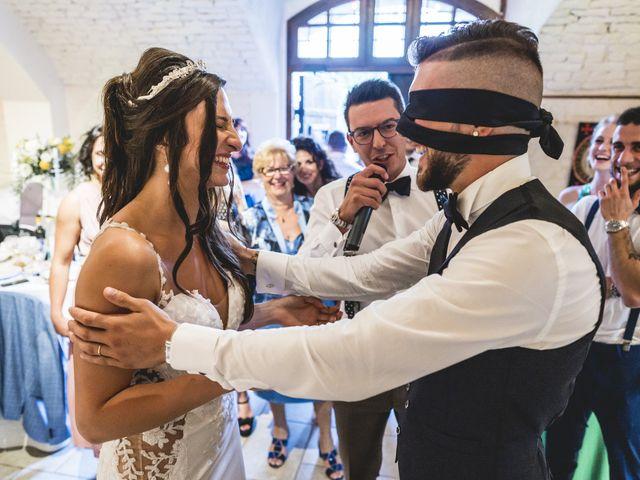 Il matrimonio di Federico e Arianna a Villanova Solaro, Cuneo 80