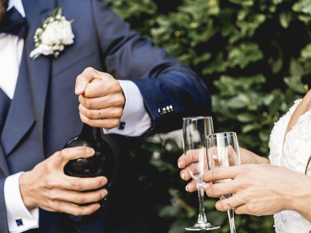 Il matrimonio di Federico e Arianna a Villanova Solaro, Cuneo 88