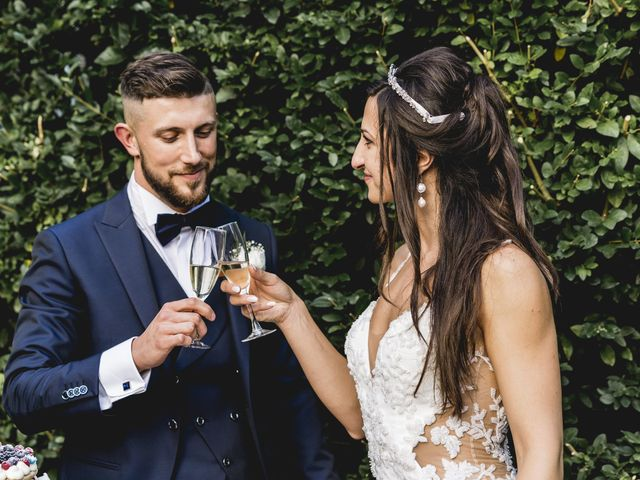 Il matrimonio di Federico e Arianna a Villanova Solaro, Cuneo 89