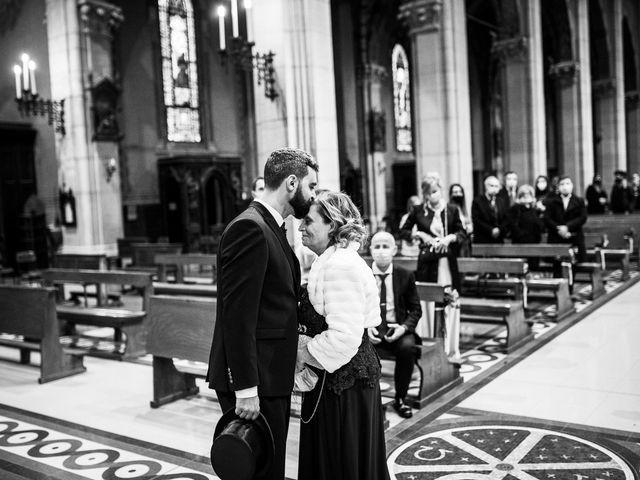 Il matrimonio di Davide e Alessia a Milano, Milano 26