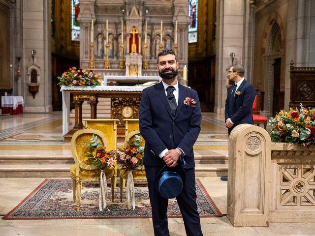 Il matrimonio di Davide e Alessia a Milano, Milano 27