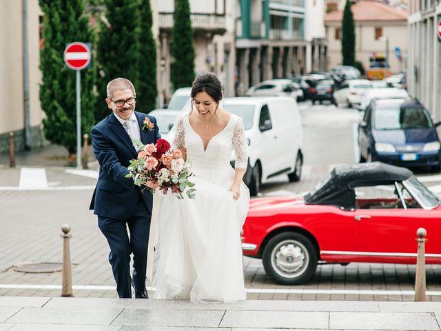 Il matrimonio di Davide e Alessia a Milano, Milano 30