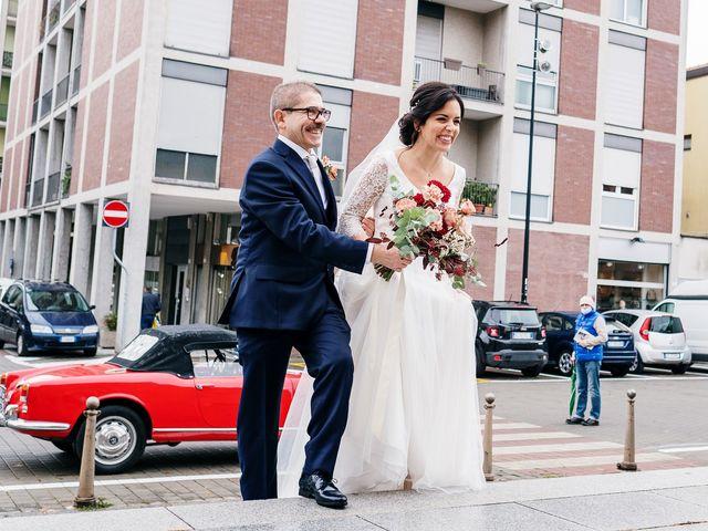 Il matrimonio di Davide e Alessia a Milano, Milano 31