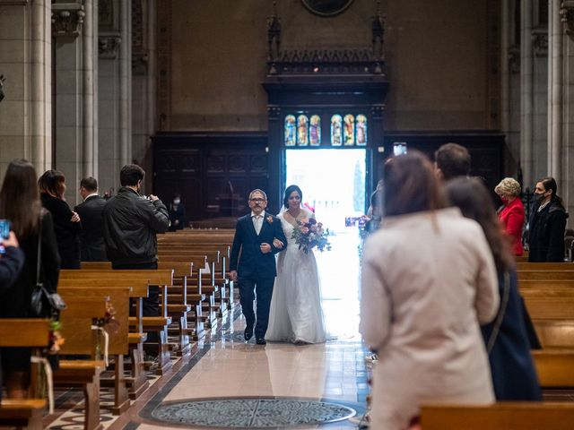Il matrimonio di Davide e Alessia a Milano, Milano 32