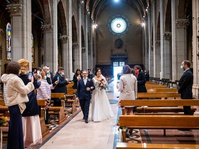 Il matrimonio di Davide e Alessia a Milano, Milano 33