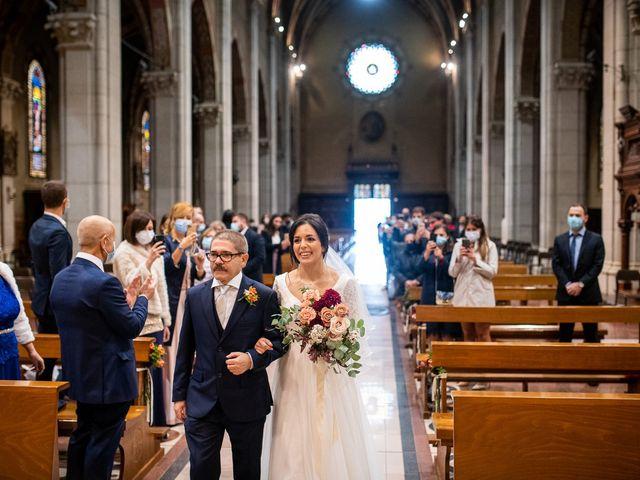 Il matrimonio di Davide e Alessia a Milano, Milano 34