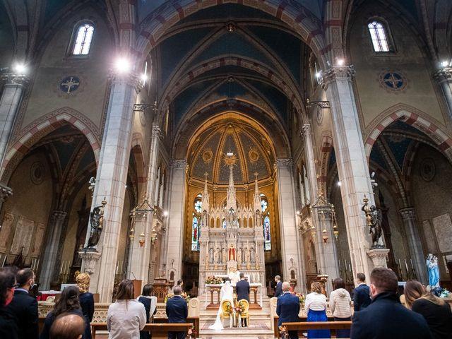 Il matrimonio di Davide e Alessia a Milano, Milano 37