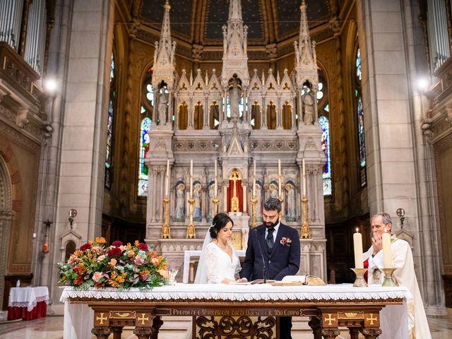Il matrimonio di Davide e Alessia a Milano, Milano 39