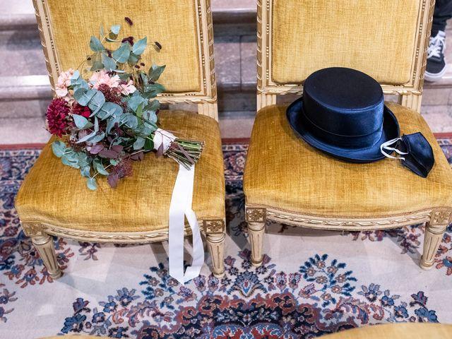 Il matrimonio di Davide e Alessia a Milano, Milano 42
