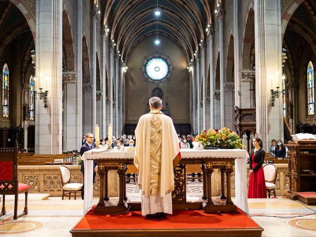 Il matrimonio di Davide e Alessia a Milano, Milano 43