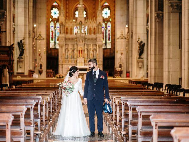 Il matrimonio di Davide e Alessia a Milano, Milano 48