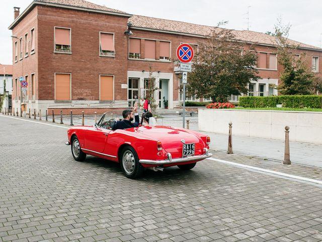 Il matrimonio di Davide e Alessia a Milano, Milano 53