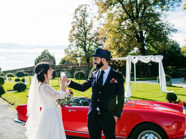 Il matrimonio di Davide e Alessia a Milano, Milano 61