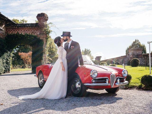 Il matrimonio di Davide e Alessia a Milano, Milano 64
