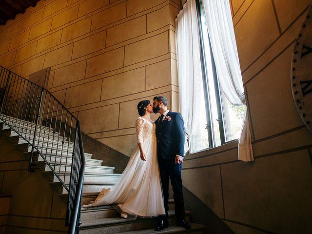 Il matrimonio di Davide e Alessia a Milano, Milano 71