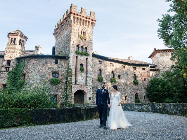 Il matrimonio di Davide e Alessia a Milano, Milano 72