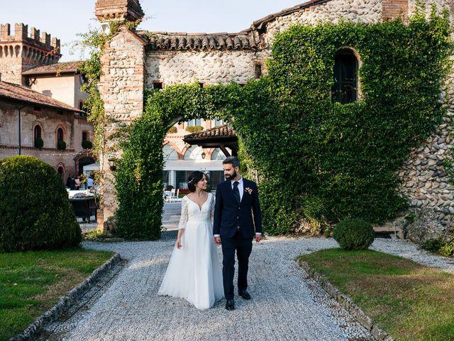 Il matrimonio di Davide e Alessia a Milano, Milano 2