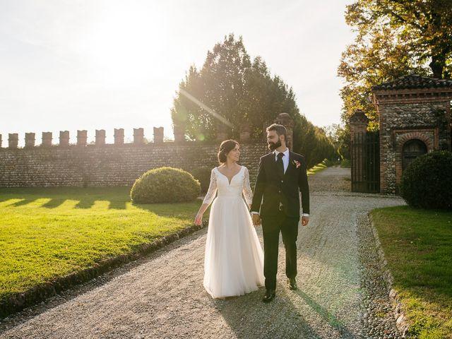 Il matrimonio di Davide e Alessia a Milano, Milano 74