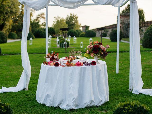 Il matrimonio di Davide e Alessia a Milano, Milano 84