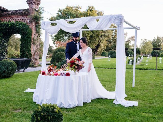 Il matrimonio di Davide e Alessia a Milano, Milano 85