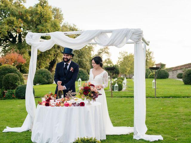 Il matrimonio di Davide e Alessia a Milano, Milano 86